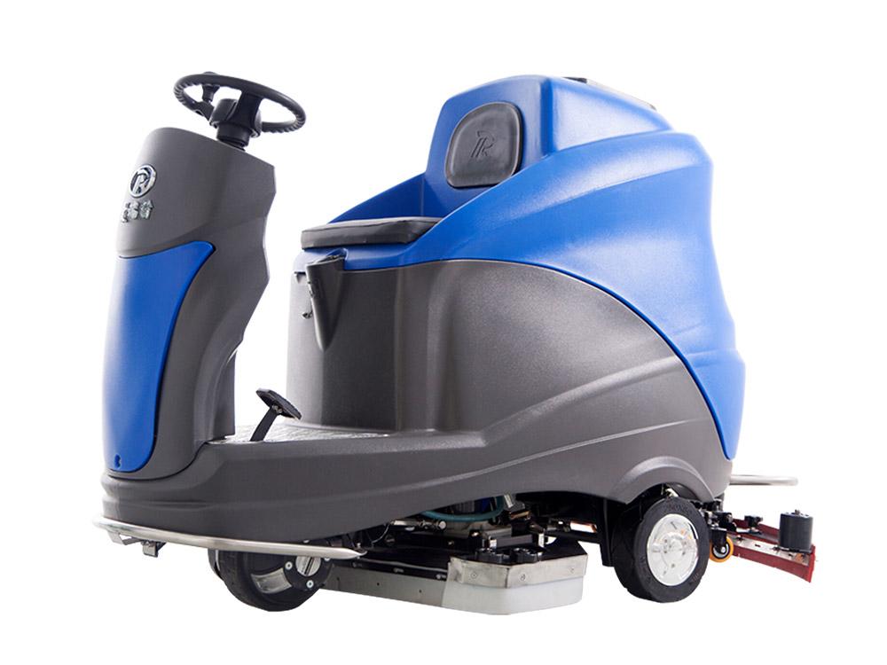 为什么全自动洗地机的锂电池比铅酸电池好?