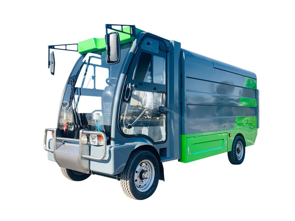 Ruibao Y11 pure electric garbage truck