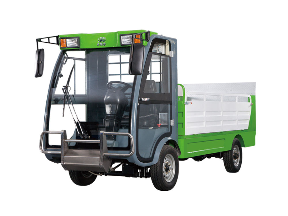 Ruibao Y10 pure electric garbage truck